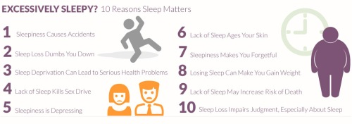 10 Reasons Sleep Matters