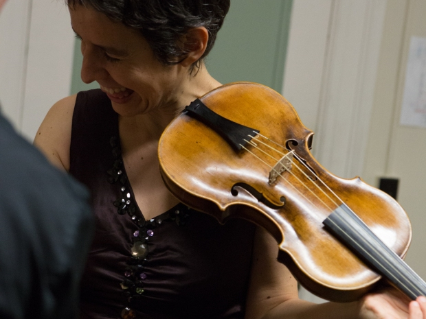 Kathy Wittman/Courtesy of the Boston Early Music Festival