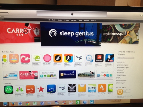 Sleep Genius App Store